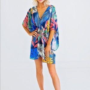 NWT.   Floral dress